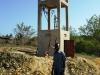 Elijah vor dem Wasserturm