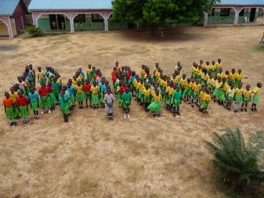 Danke der SWIKUNDA Schülern