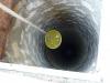Frisches Wasser aus 19 Meter Tiefe